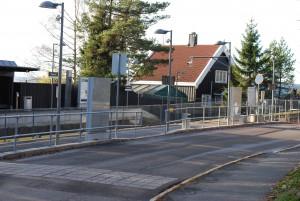 Voksenlia stasjon